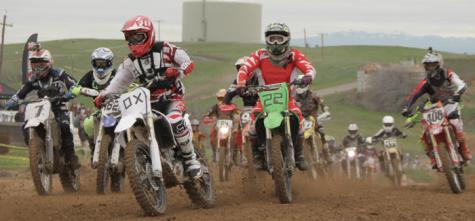 Dirt Riders push through muddy start