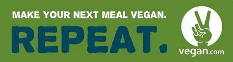 Promotional photo from official Facebook page for vegan.com.