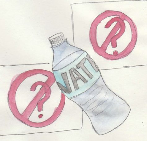 Water bottle ban more inconvenient than effective