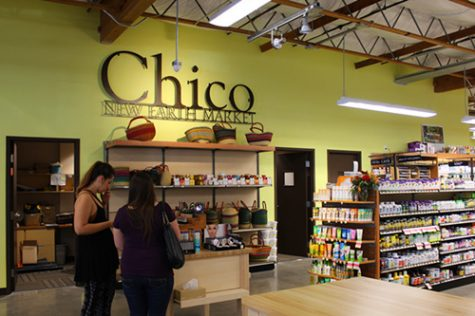 Natural food store open for business in Chico