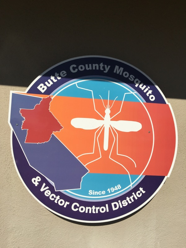 Butte County Mosquito & Vector Control District Photo credit: Kaley Wise