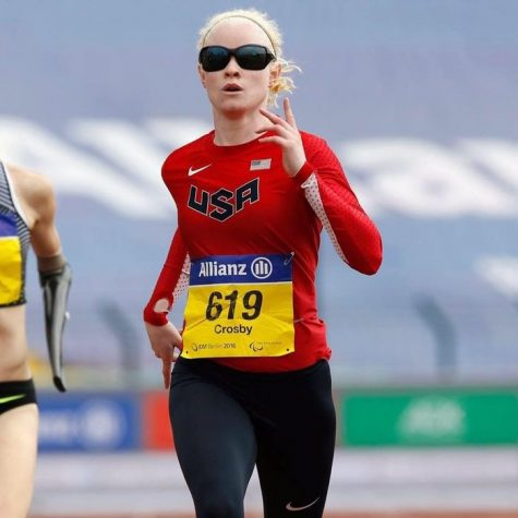 Paralympic games has former wildcat running for gold