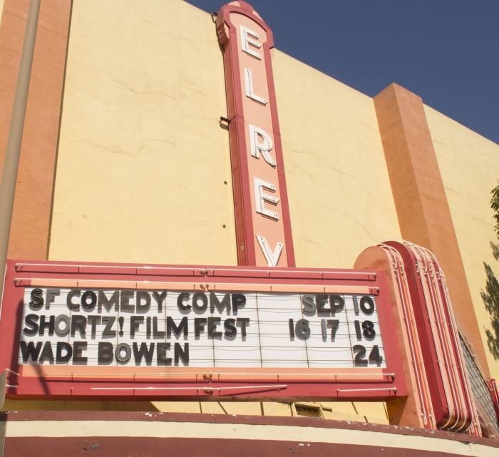 According to reports, the El Ray theatre might be sold soon Photo credit: George Johnston