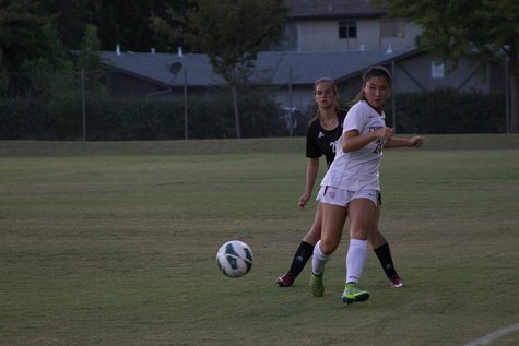 Women's soccer team finds failure on the road