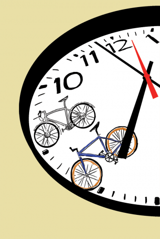 Students should demand campus bicycling hours