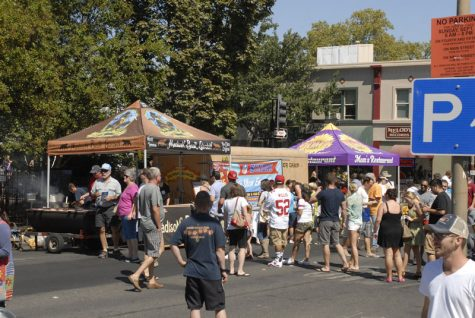 Foodies gather for Chico tradition