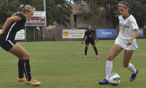 Women's soccer team misses CCAA tournament