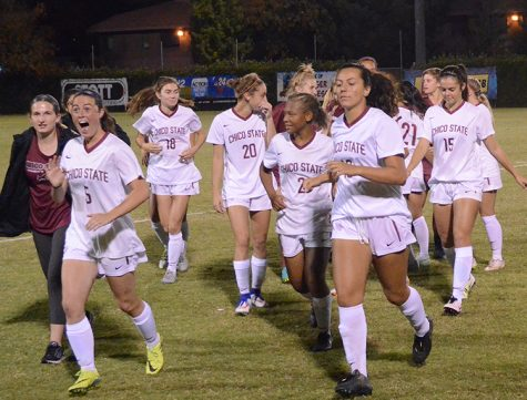 Women's soccer team strives for win