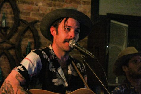 Frankie Boots and The County Line get folky at Argus