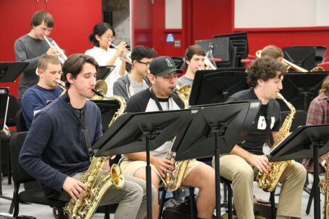 'New Directions in Jazz' jazzes up Harlen Adams Theatre