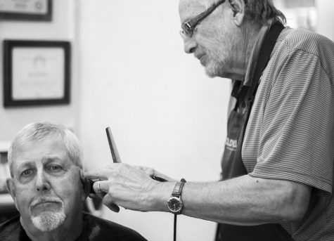 Local barbers behind cuts locals love