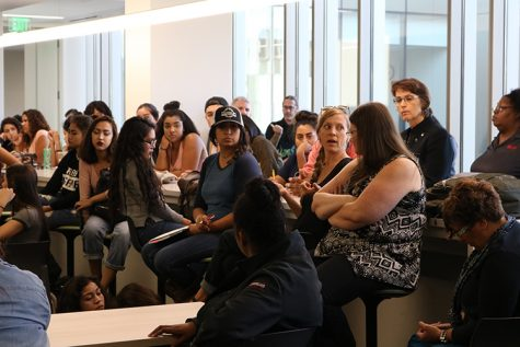 Hundreds discuss race and diversity at BLM teach-in