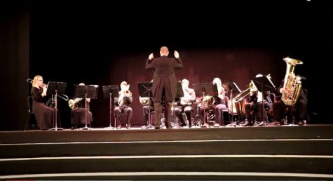 Chico State Low Brass Choir Concert brings the sass, class and brass