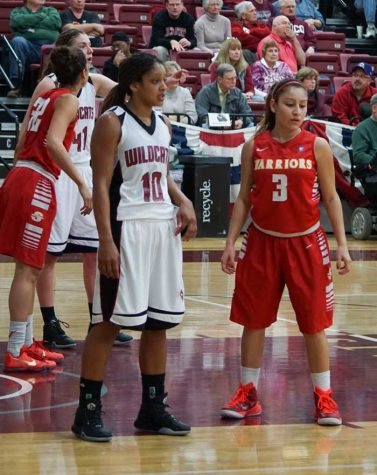 Women's basketball team willed to victory
