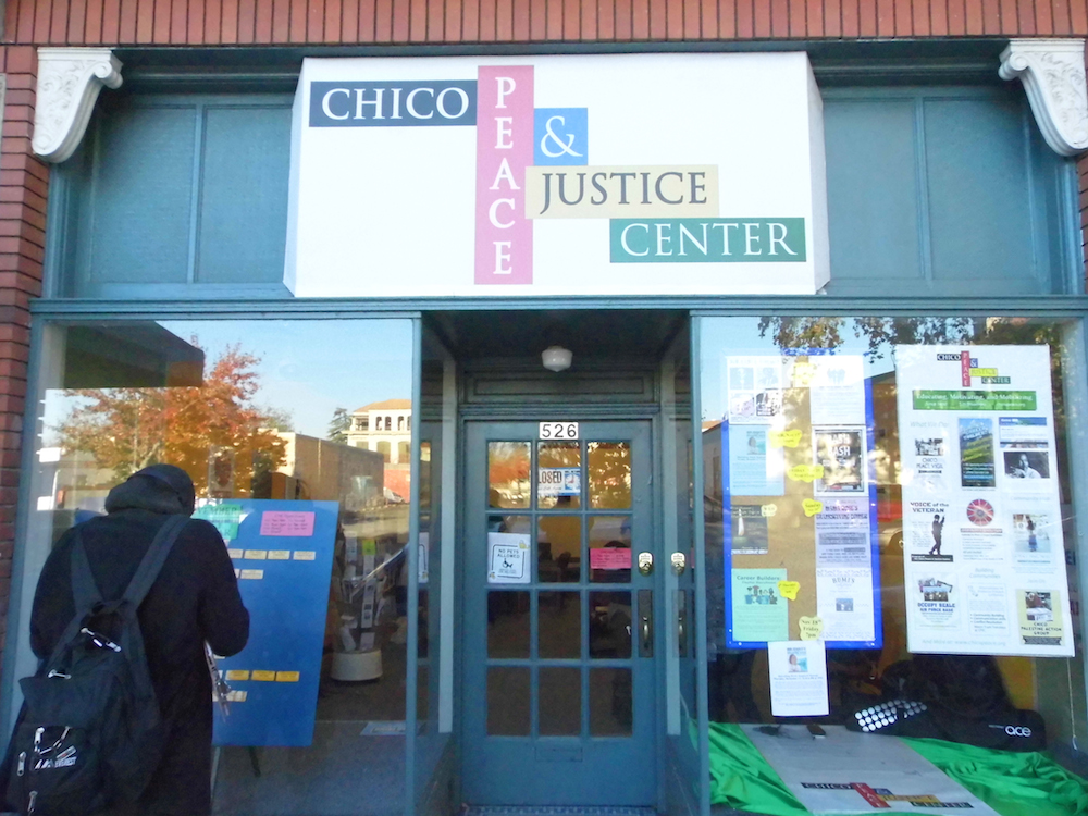 Chico Peace & Justice Center