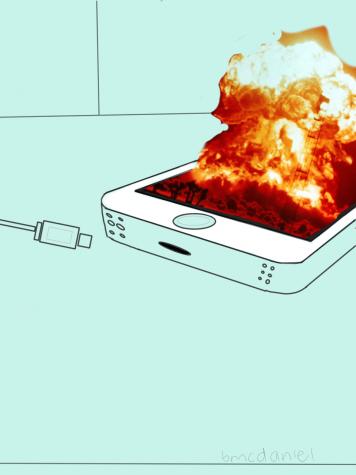 Samsung's 'Note 7' exploding phone fiasco