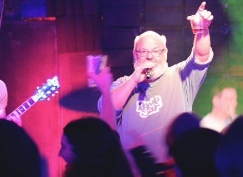 The Kyle Gass Band shreds at Lost on Main.