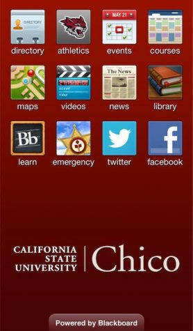 California State University, Chico App