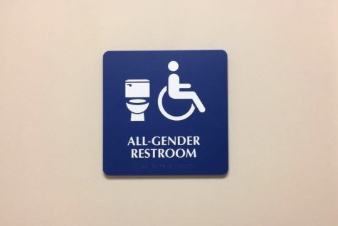 Meriam Library welcomes all-gender restrooms