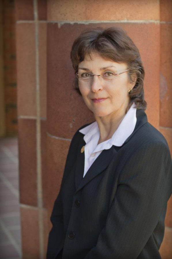 President Gayle Hutchinson. Photo courtesy of Chico State.