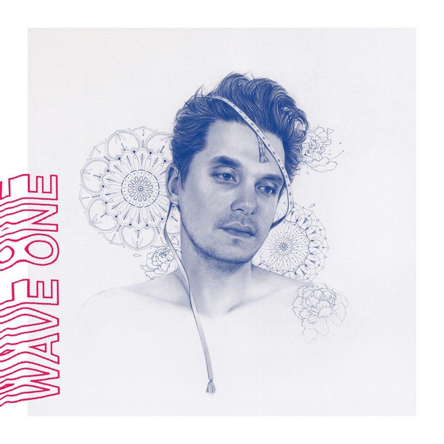 John+Mayer%27s+new+album.+Photo+courtesy+Columbia+Records.