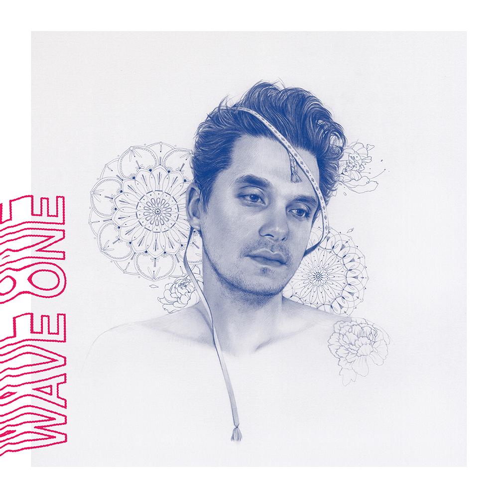 John Mayer's new album. Photo courtesy Columbia Records.