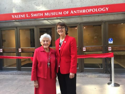 Valene L. Smith Museum of Anthropology