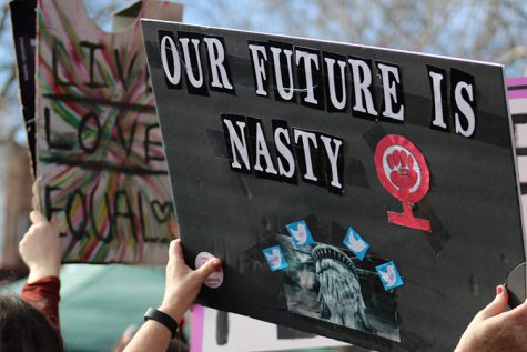 International Women's Day supports narrow message