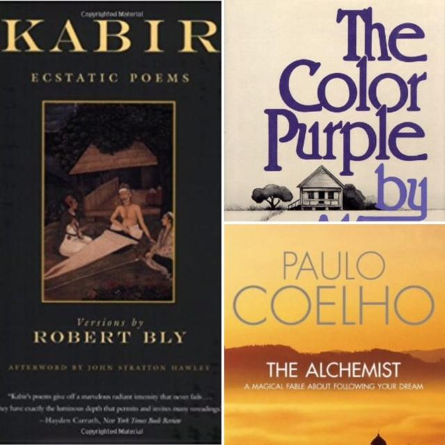 Books to deepen your spirituality