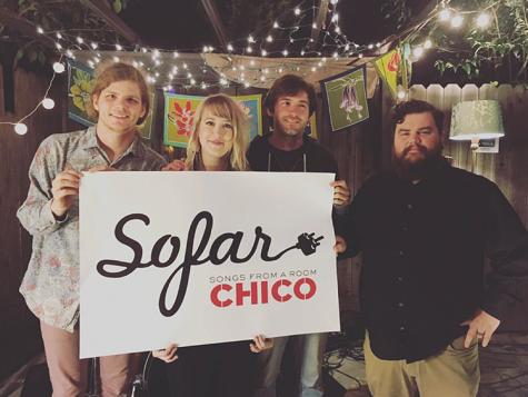 Sofar Sounds Chico
