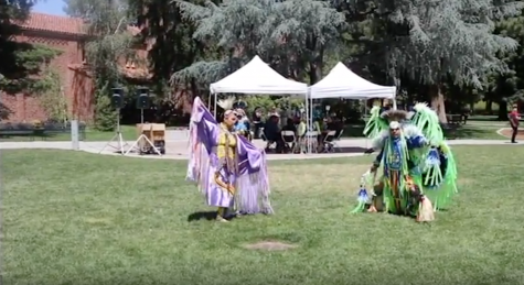 Native American Celebration on Campus