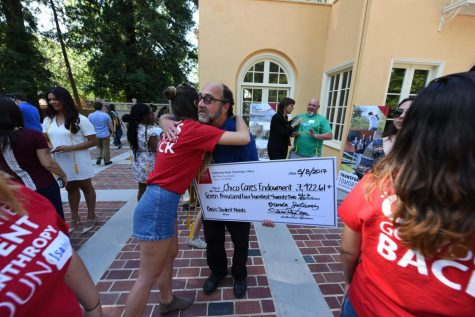 Student Philanthropy Council raises over $12,000 for food pantry