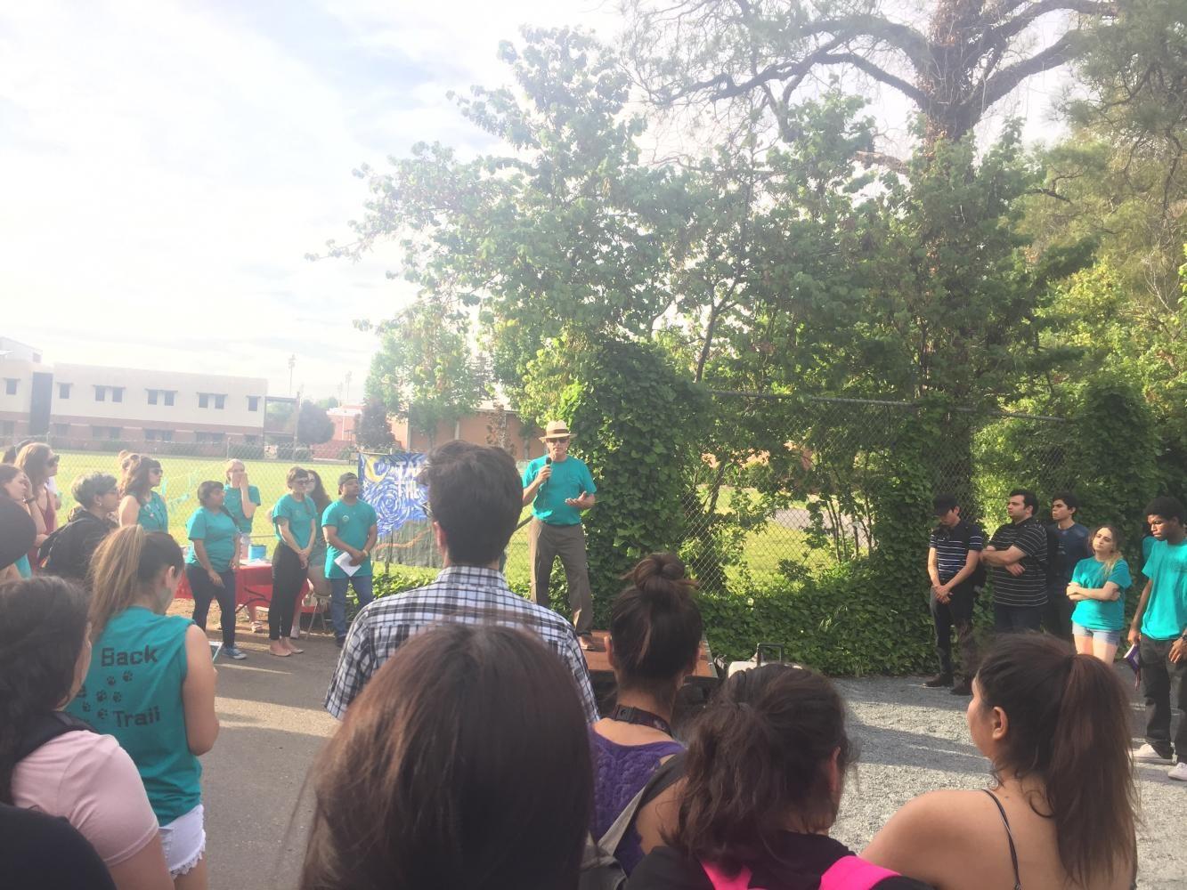 Chico State hosts an event regarding the stigma involving the