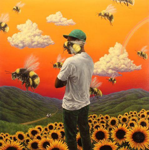 Flower Boy album cover