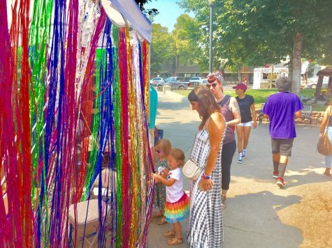 Annual celebration of Chico Pride 2017