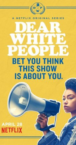 """Dear White People"" – real messages from a fictional college"