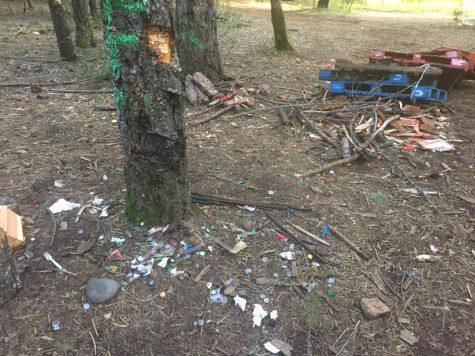 Deer Creek campgrounds
