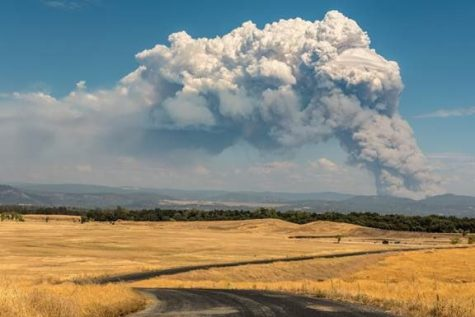 Fire in Butte County leads to evacuations