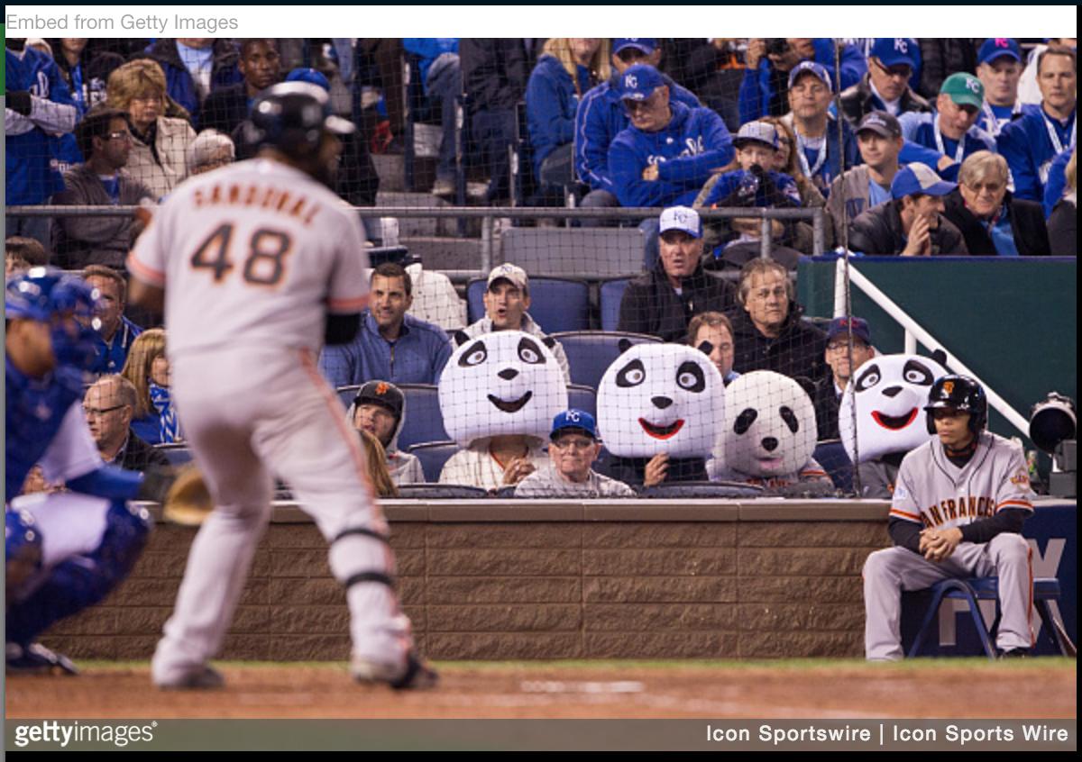 The Panda Returns