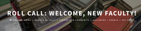 Fall semester brings 33 new faculty to Chico State