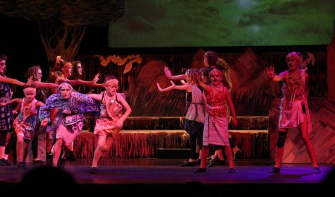 'Lion King Jr.' musical hits the stage at Laxson Auditorium