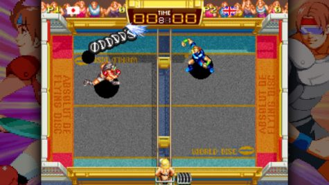 'Windjammers' is the best game you never played