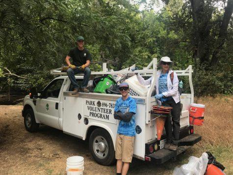 Park volunteers