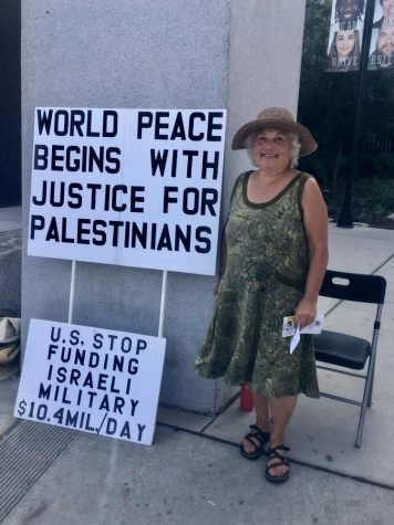 Protesting Occupation