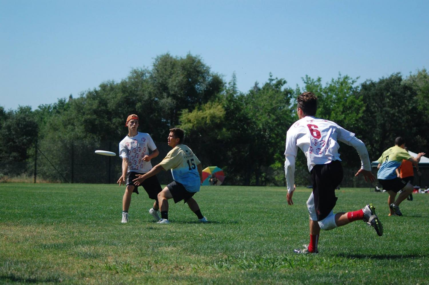 Chico State Frisbee team continues to develop
