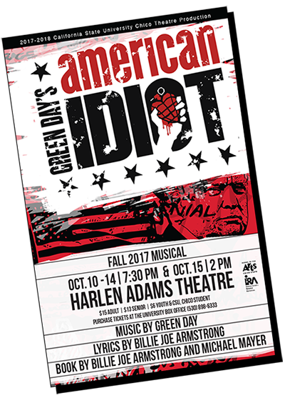 American Idiot musical comes to Chico State campus