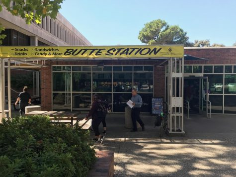 Butte station is the place for students and faculty  to stop and grab a quick snack.