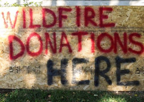 Chico State students take initiative to help aid wildfire victims