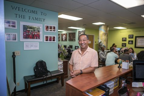 Cross Cultural Leadership Center's founder is to retire this semester
