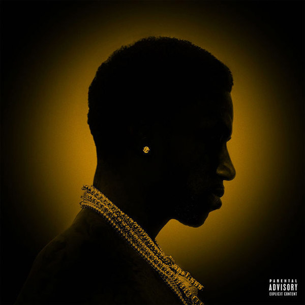 Gucci Mane album artwork for his new album 'Mr. Davis.'
